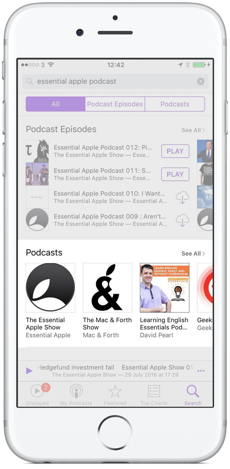 Leaveapodcastreview2 How To Leave A Podcast Review Using Your iPhone