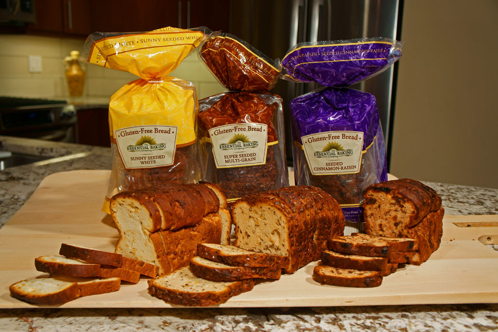 Our Gluten Free Bread Makes Its First Delivery Essential Baking