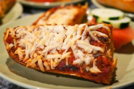Bake-At-Home Pizza
