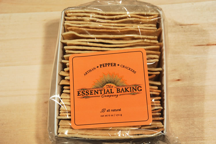Pepper Crackers