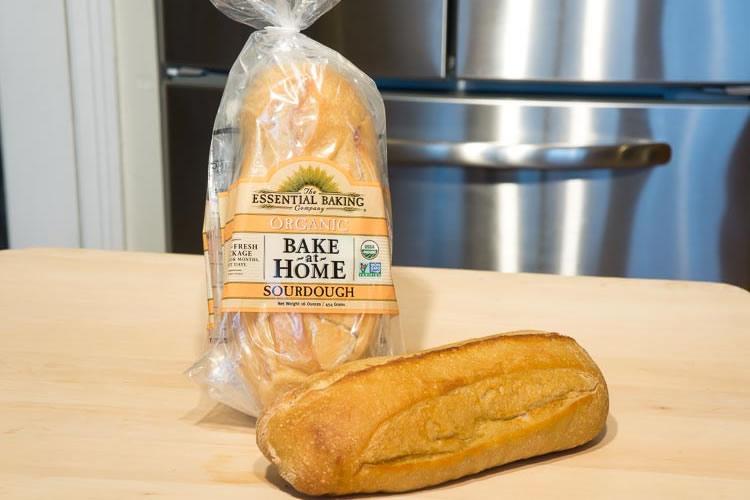Bake-at-Home Sourdough Bread