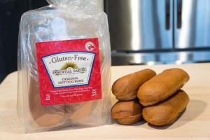 Gluten Free Hot Dog Buns