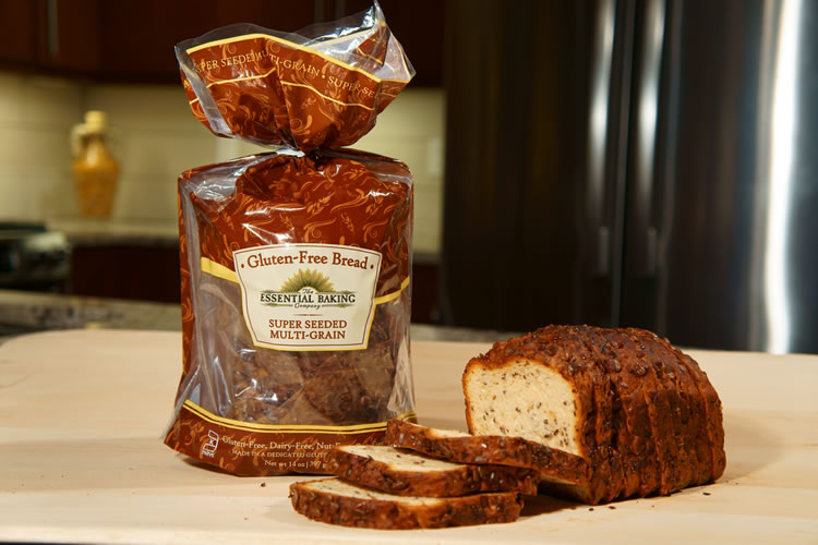 Shop For Our Gluten Free and BakeatHome Bread Online Essential