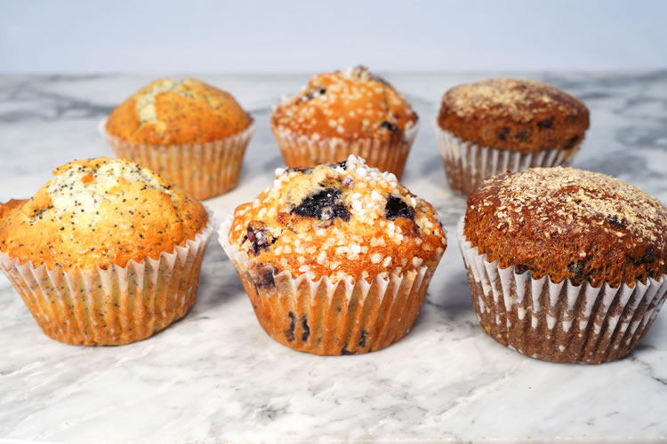 Pastry: Muffins