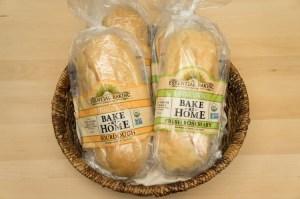 EBC Bake-at-Home Bread