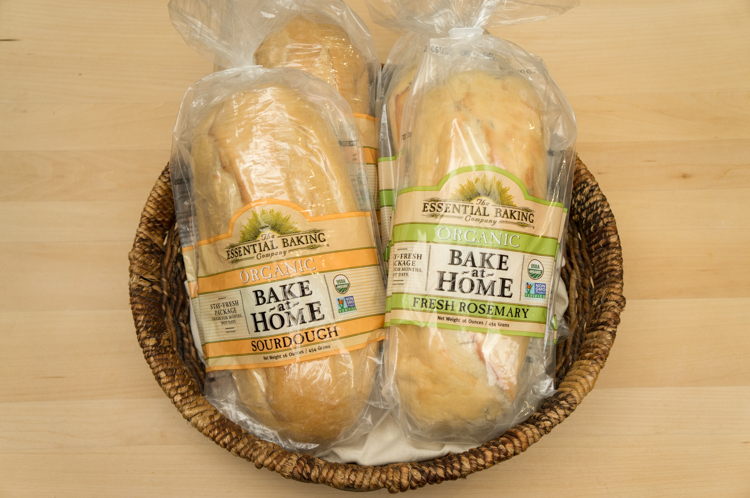 EBC Bake-at-Home Bread