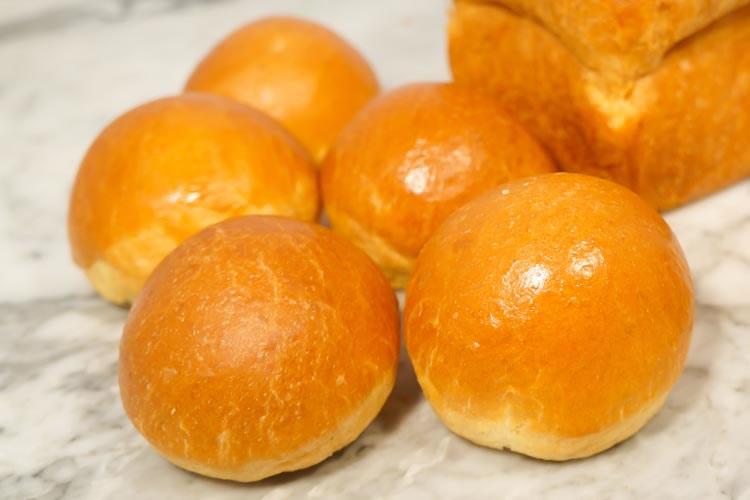Brioche Mini-buns