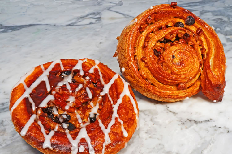 Pastry: Sweetrolls