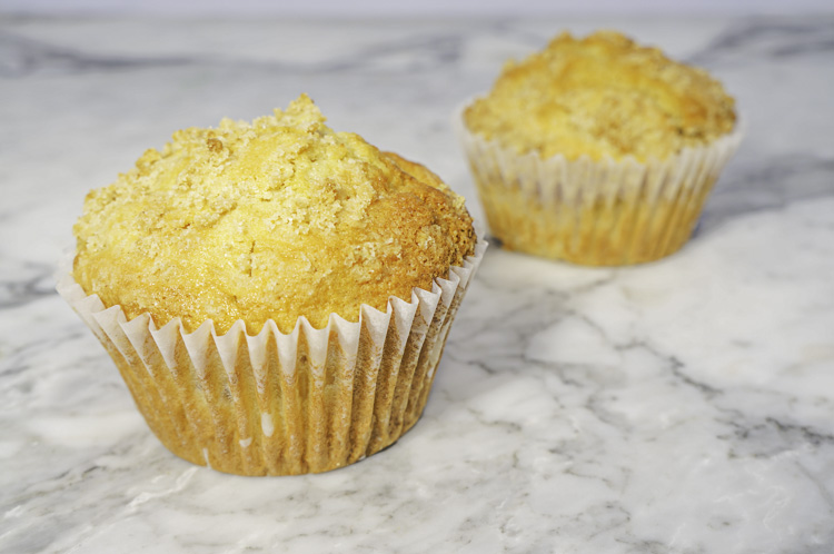 Pear Ginger Muffin