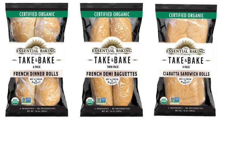 Take and Bake Rolls