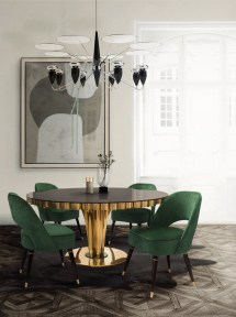2018 Color Trends Rocking Green Decor In Mid