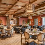 Rustic Interior Design Meets Luxury In This Gastrobar In Spain