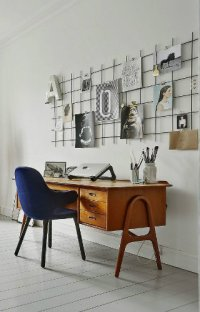 Mid-century Modern Home Office Ideas  Inspirations ...