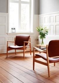 Relaunch of an 1950s Danish Design Chair by Finn Juhl