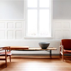 Danish Living Room Furniture Day Bed In Relaunch Of An 1950 S Design Chair By Finn Juhl France One Collection