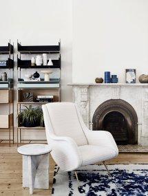 interior design inspiration vintage