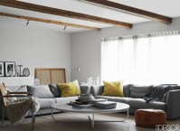 Top 10 Gray Living Room Ideas  Inspirations | Essential Home