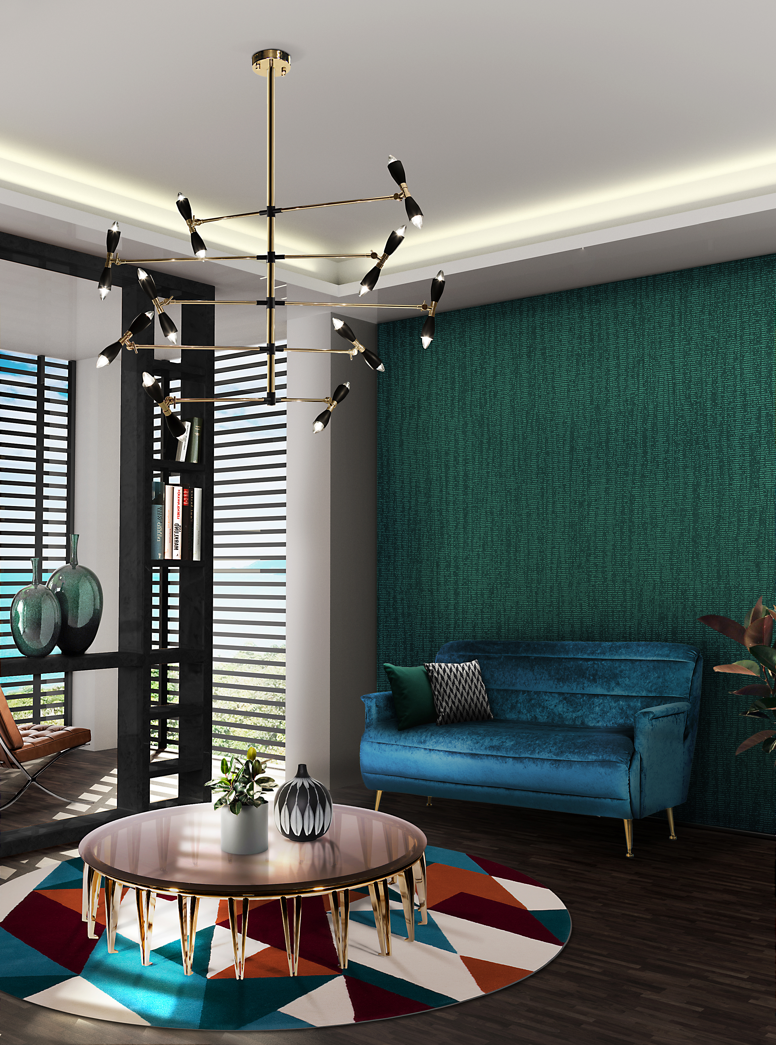 Interior Design Trends 2018 What's In & What's Out! – Inspirations