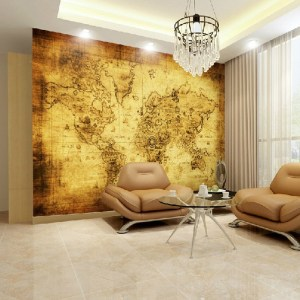 living map wall background mural bedroom hotel nautical decor posters tv custom lifestyle wallpapers wholesale making mid century essential