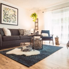 Scandinavian Living Room Design Dining Table In Pictures A With Cozy Mid Century Charm 2