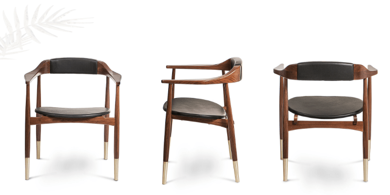 chair design course leather task these dining chairs are the main on our mid century menu