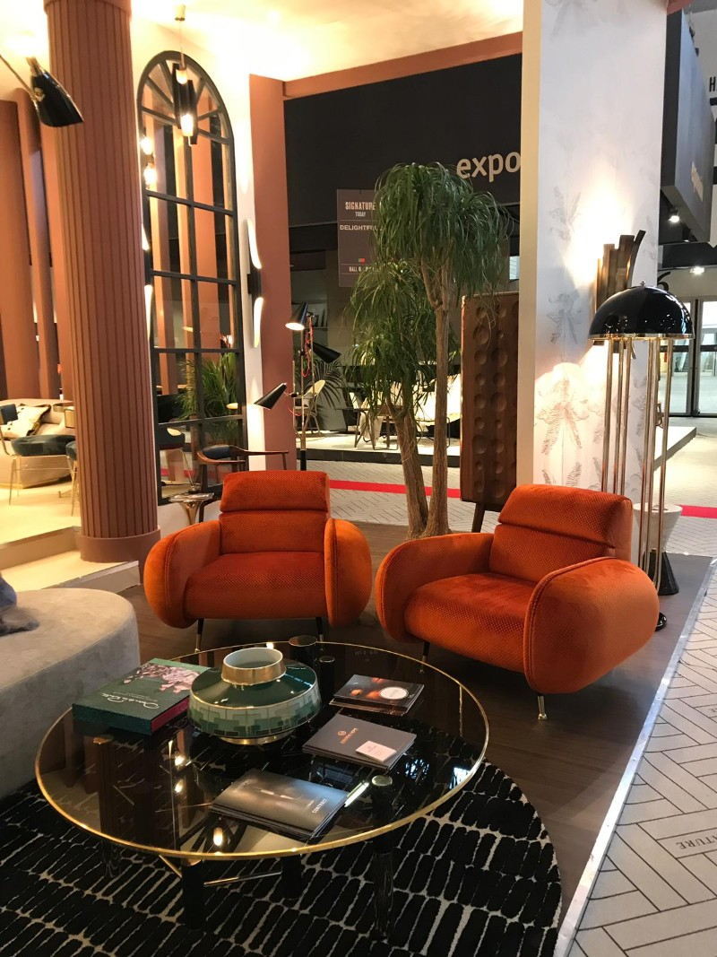 The Best Furniture Novelties At Maison Et Objet 2019