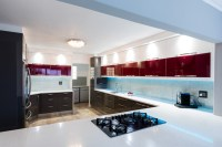 High Gloss Duco 2K  Essential Kitchens