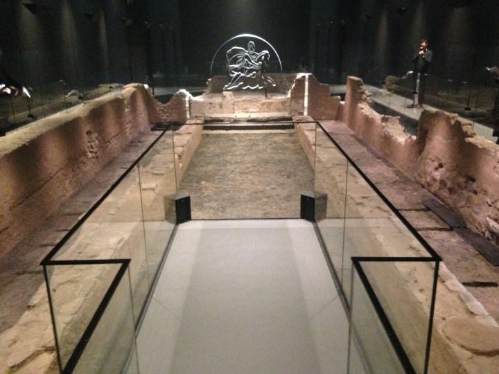 A Roman god returns, courtesy of Bloomberg!
