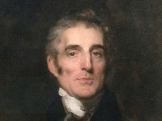 Image of the Duke of Wellington