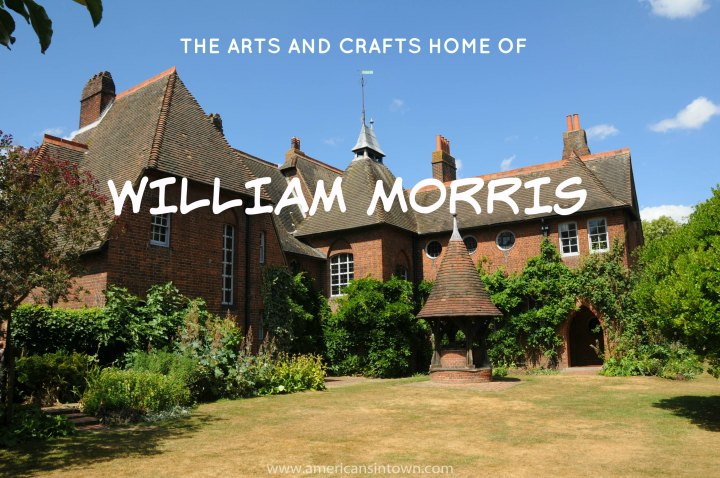 Red House – The Arts and Crafts home of William Morris
