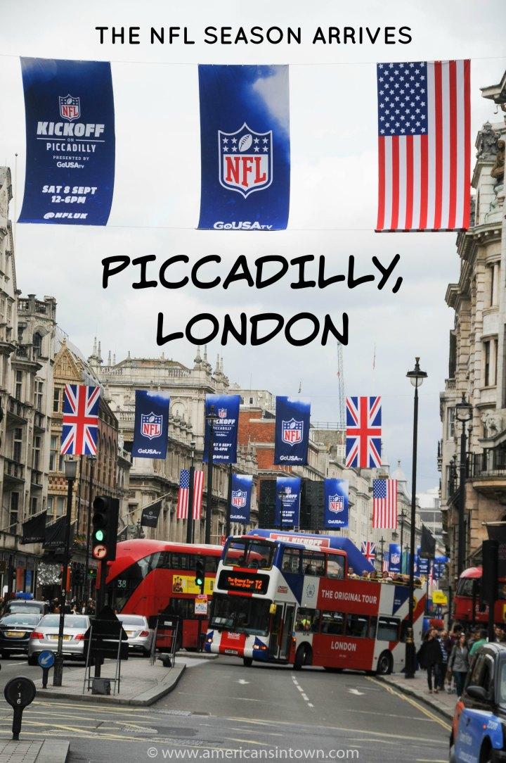 The NFL season arrives in London!