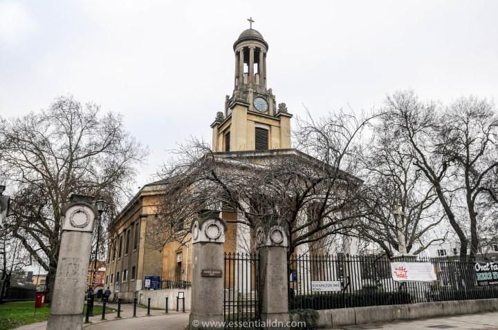 St Marks's Church Kennington