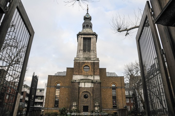 St Anne's Church, Soho