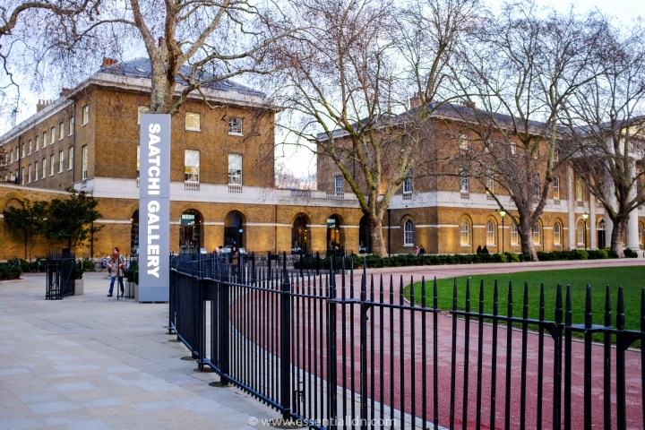 The Saatchi Gallery, King's Road