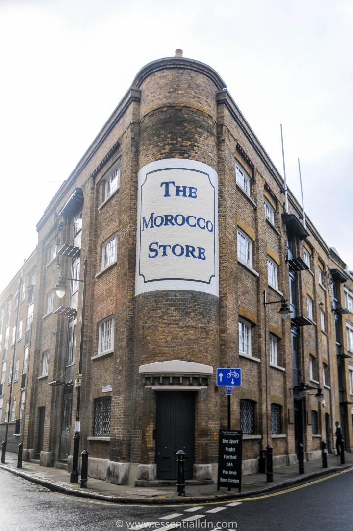 The Morocco Store, Bermondsey