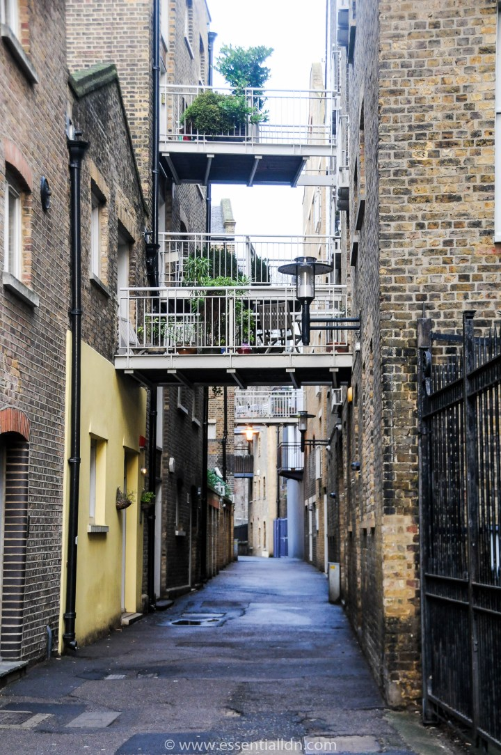 Rotherhithe Street, one of the longest streets in London