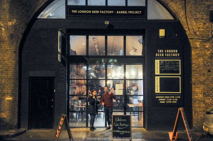 Druid Street is home to a number of micro-breweries