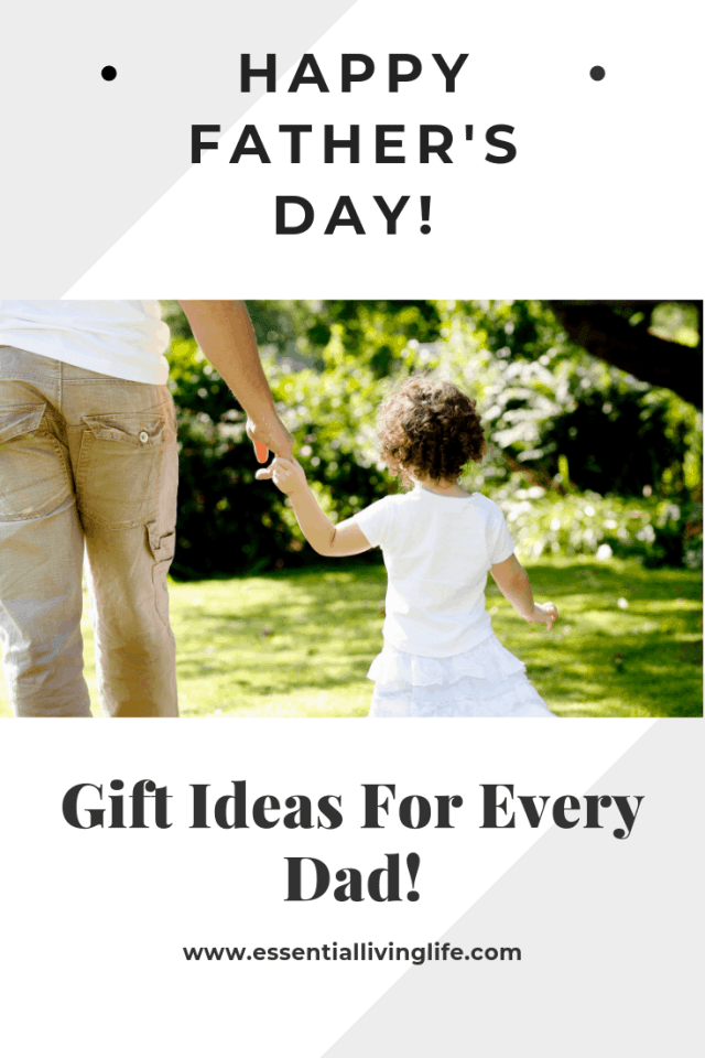 Happy Father's Day!  Father's Day Gift Ideas!