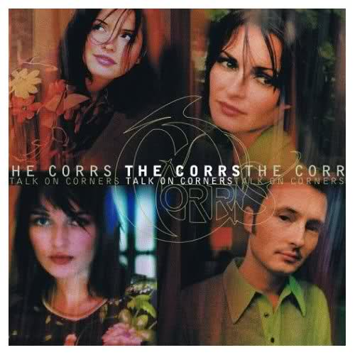 The Corrs Talk on Corners square