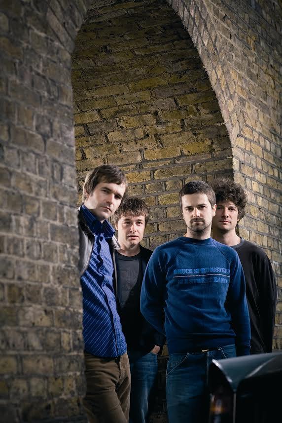 The Bluetones - Photo Credit Paul Heartfield