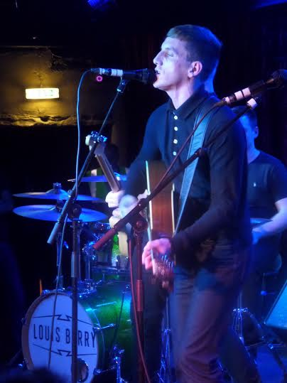 Louis Berry at the Borderline. Photo Credit: Steve Holley
