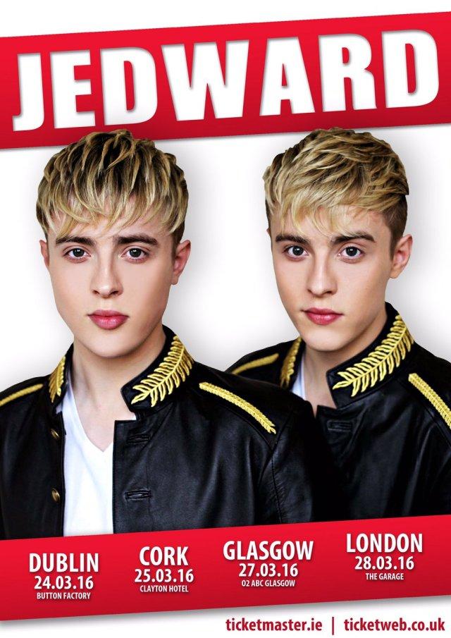 Jedward poster