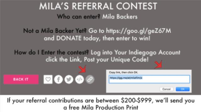 Mila Contest