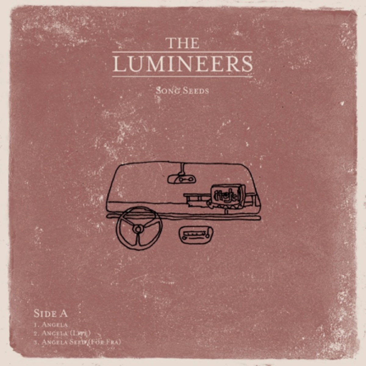 "THE LUMINEERS  ANNOUNCE EXCLUSIVE RECORD STORE DAY RELEASE 'SEEDS' 10"" SET FOR RELEASE 22nd APRIL"
