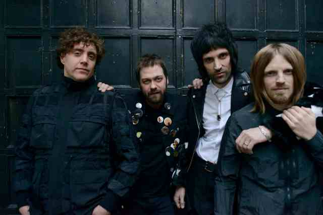 Kasabian - Photo Credit Phil Knott