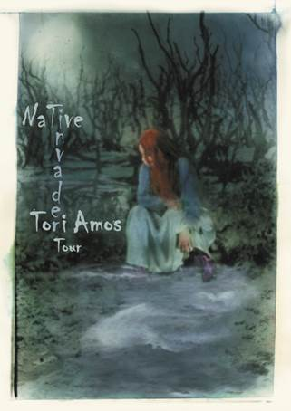 GLOBAL MUSIC ICON TORI AMOS ANNOUNCES NEW ALBUM 'NATIVE INVADER' AND EMBARKS ON WORLD TOUR