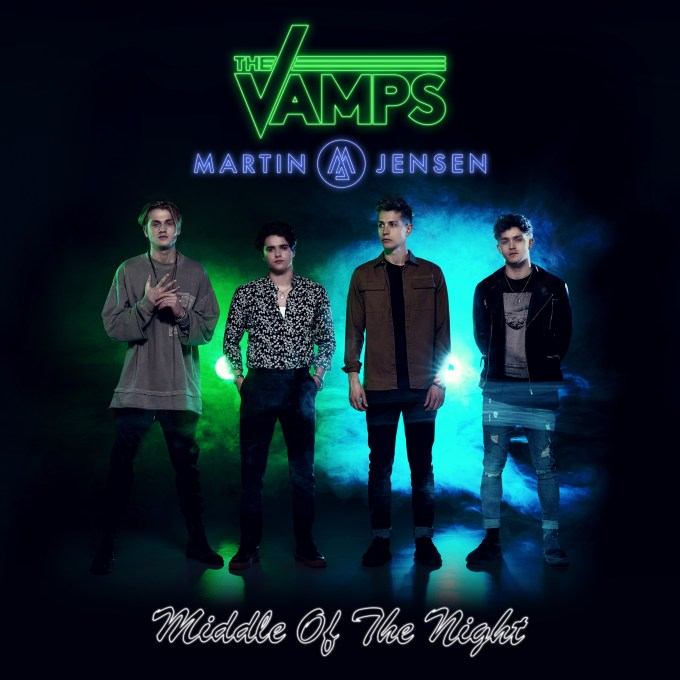 The Vamps Premiere Video For New Song Middle Of The Night