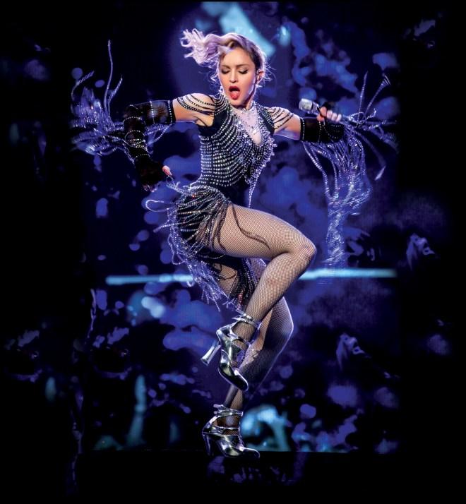 Madonna - Photo Credit Joshua Brandao