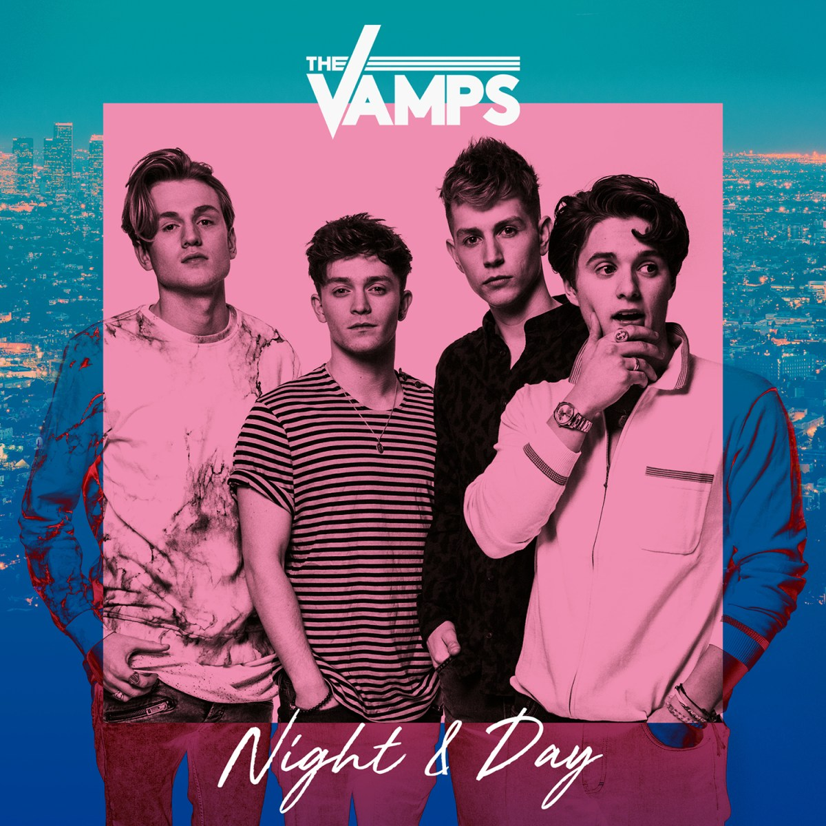 The Vamps Announce New Two-Part Album - 'Night & Day'