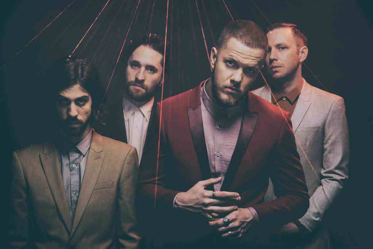 Imagine Dragons Announce UK Tour & New Single 'Whatever It Takes'